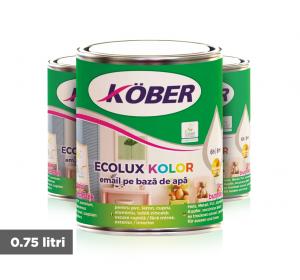 Email pe baza de apa Ecolux Kolor C0.75L
