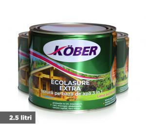 Lac pentru lemn Ecolasure Extra C2,5L