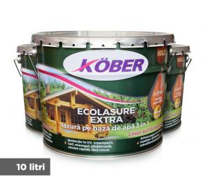 Lac pentru lemn Ecolasure Extra B10L