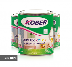 Email pe baza de apa Ecolux Kolor C2,5L